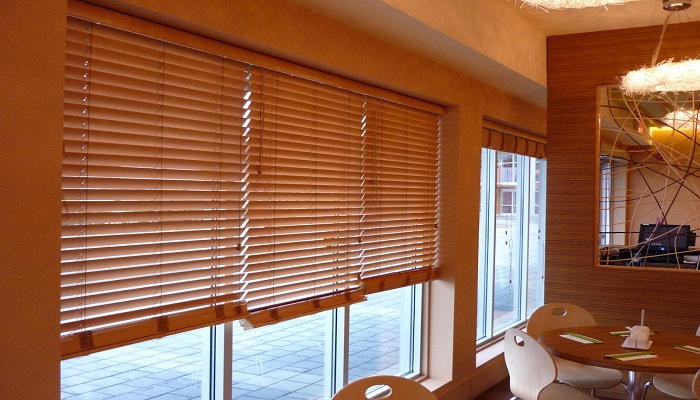 Eco-wood Venetians